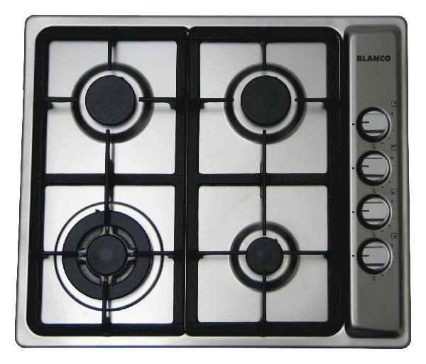 BLANCO Gas Cooktop CG604WXFFCP