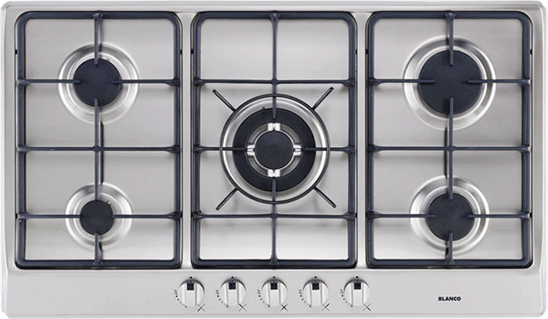 BLANCO Gas Cooktop CG905WXFFC