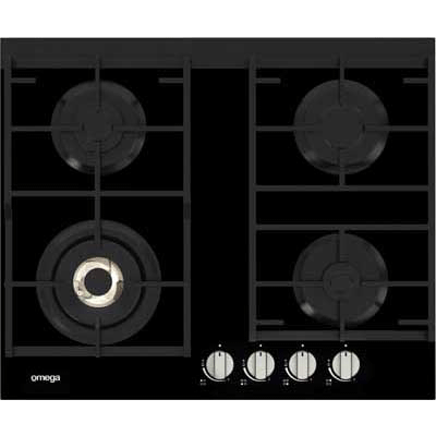 Omega Gas Cooktop OCG64FFX