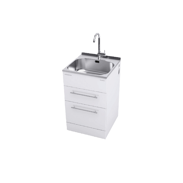 Supertub with Double Drawers