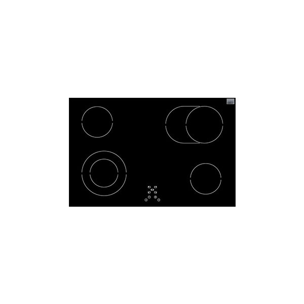 70cm 4 Element Ceramic Cooktop