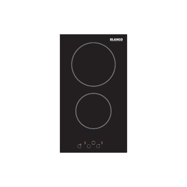30cm 2 Element Ceramic Cooktop