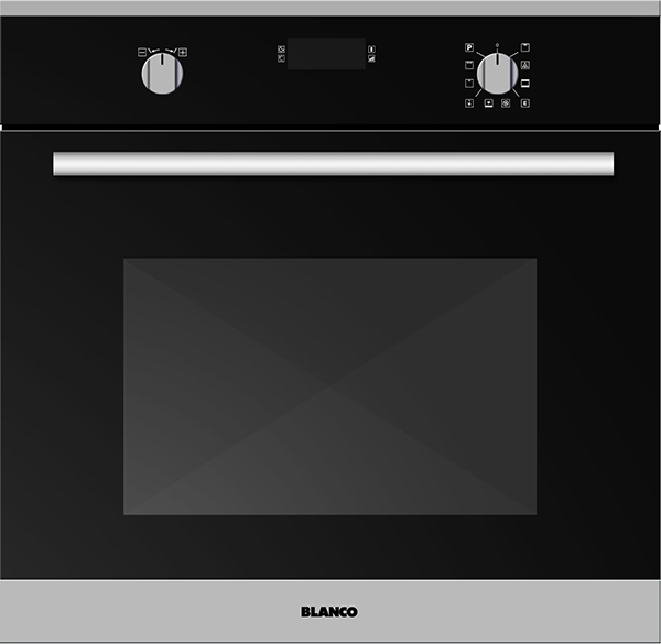 BLANCO Electric Oven BOSE608PX