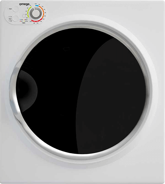 Omega 6kg Dryer OCD60W