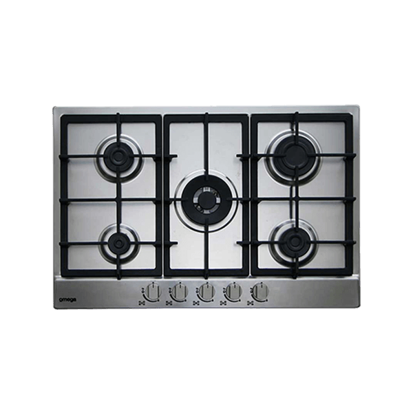 75cm 5 Burner Gas Cooktop